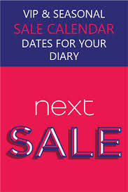 Next Sale Dates 2019 Seasonal Sales Calendar Vip Slot Tips