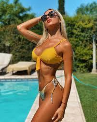 Agustina Gandolfo, fidanzata di Lautaro Martinez: le foto da ...