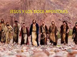 Siguiendo el Evangelio: JESÚS ESCOGE A SUS APÓSTOLES