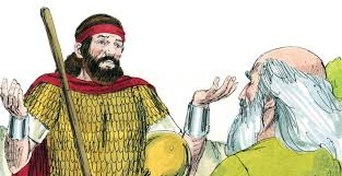 Image result for photo of king saul