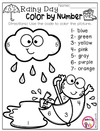 Kids, especially love this happiest season & it well deserves to be so. Spring Worksheets For Kids In Letter Activities Days Of The Week Spring Color By Number Coloring Pages Spring Color By Number Printables Free Easy Spring Color By Number Free Printable Spring Color