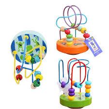 Wooden Bead Game Aliexpress Buy 100 pcs Wooden Bead Maze Tumbler Kids Children 72