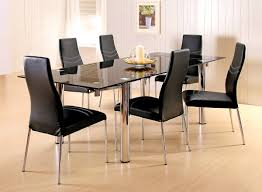 Dining Room Sets 6 Chairs Bedroom Licious Glass Dining Table Set Macys Top Sets Pub 6