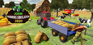 Farming <b>Tractor Driver</b> simulator - Apps on Google Play
