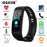 <b>OGEDA Smart</b> Digital <b>Watch</b>
