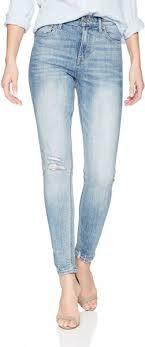 Lucky Brand Womens High Rise Bridgette Skinny Jean Panola