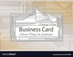 business cards interior design. Business Cards Interior Design