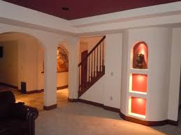 coolest basements design. Excellent Finished Basement Ideas Diy Dark Stairs Cool Design Photo Pics Of House Staircase With Awesome Coolest Basements I