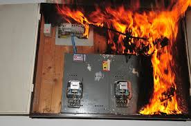 electrical fire in a household fuse box photograph by photostock israel Fuse Electric Panel Boxes accident photograph electrical fire in a household fuse box by photostock israel