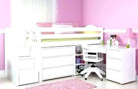 Image Settee Underneath Bunk Beds For Girls With Desk And Stairs Bed Desks Image Of Low Loft Decoration Meaning Linuxdistrosinfo Decoration Girls Bed With Desk