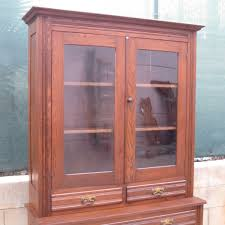 Hutch Display Cabinet American Antique Step Back Hutch Antique Display Cabinet Antique