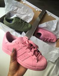 adidas shoes 2016 for girls tumblr. there are 16 tips to buy these shoes: adidas pink sneakers cute girls style mean shirt olive green superstars shoes 2016 for tumblr l