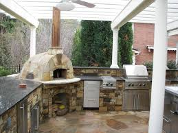 Outdoor Kitchen Designs With Pizza Oven Outdoor Kitchen Designs With Pizza  Oven Home Interior Decorating Decor