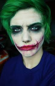 joker cosplay ascher lucas cosplay makeup prints