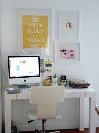 cute desk accessories for work target kids bedroom wall decals set