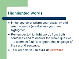 easy academic essay writing for students comwriter important important vocabulary in essay