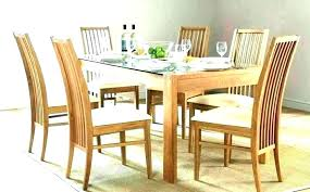 oak table and 6 chairs full size of round oak table 6 chairs kitchen dining and
