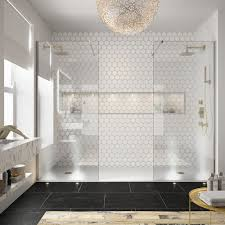 bathroom tile trends. His And Hers Showers Bathroom Tile Trends O