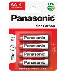 <b>Батарейка Panasonic</b> Zinc Carbon <b>AA</b>/<b>R6</b> — купить по выгодной ...