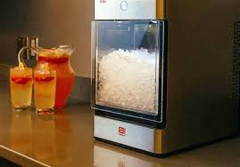 countertop nugget ice maker nugget ice maker cute nugget ice maker wonderful model opal portrait enticing