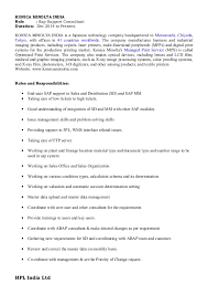 Sap Support Cover Letter Sarahepps Com