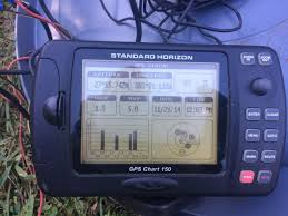 Standard Horizon Cp 150 Chart Plotter Florida Sportsman