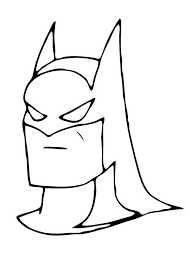 Small Picture Pictures Of Batman To Color Clipartsco