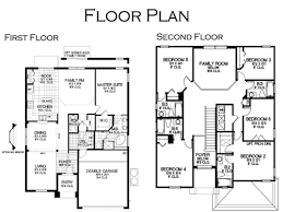 Floor Small Cabin With Loft Plans Open Log Home Plan Ponderosa Vacation Home Floor Plans