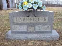 Clyde Anson Carpenter (1897 - 1997) - Genealogy