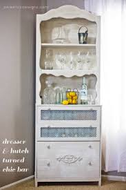 Dresser With Cabinet 10 Clever Ways To Repurpose An Old Dresser