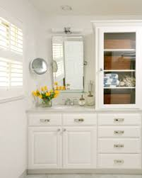 lighting over bathroom mirror. due to the size or position of some mirrors like one designed by tobi fairley above sidelights are not an option and a fixture needs go over lighting bathroom mirror