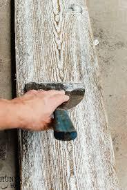 diy tutorial antiquing wood. diy aged barnwood distressing woodantiquing diy tutorial antiquing wood pinterest