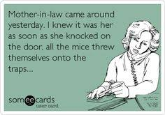 Mother-in-Law Quotes on Pinterest | Mother In Law, Quick Quotes ... via Relatably.com
