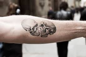 Image result for skull tattoos