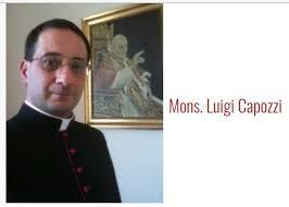 Image result for msgr ricca
