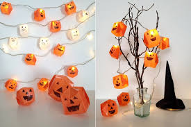 diy halloween lighting. DIY Prepare Origami Halloween Lights Diy Lighting L