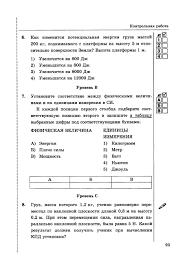 Рабочая программа по физике класс Контрольная работа №4 hello html m308739dc png hello html 6d3c07bd png