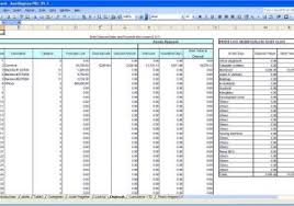 Free Bookkeeping Templates for Small Business and Accounting Excel ...