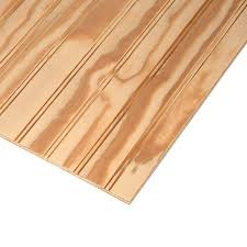 ply bead plywood siding plybead panel nominal 11 32 in x 4 ft