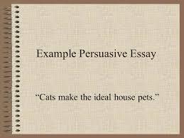 persuasive writing ppt example persuasive essay