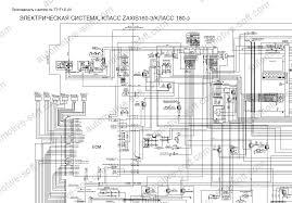 peterbilt 330 wiring diagram peterbilt image hitachi zx 160lc 3 zx 180lc 3 zx 180lcn 3 zaxis workshop on peterbilt 330 wiring