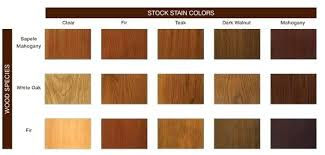 Sherwin Williams Bac Wiping Stain Color Chart Sherwood Bac Wiping Stain Startupcorporate Co