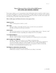Sample Social Service Resume Resume Online Builder