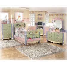 B140-26 Ashley Furniture Doll House Kids Room Bedroom Mirror