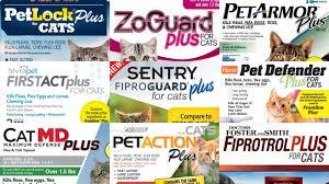 Frontline Plus For Cats Dosage Fleascience