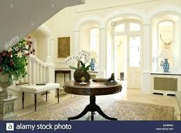 entrance round table foyer round table entrance round table half circle large foyer mirrored for agreeable