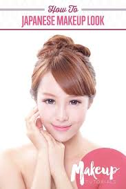 video tutorial anese makeup look how to apply a natural and cute everyday