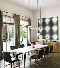 dining room lighting entrancing dining room modern chandeliers