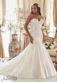 Mori Lee 3205 Bliss Bridal Black Tie