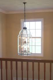 foyer chandelier on foyer chandelier after